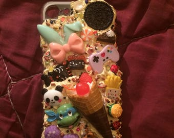 Cute decoden phone case IPHONE 6 / 6s - CUTEAF 4