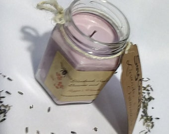 Soy Candle Lavender & Chamomile
