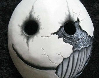 Smile - Original Hand made mask