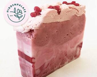 Strawberry Cake | Soap Bar