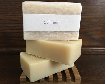 Stillness Cold Process Soap Bar