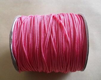 1.5x1M dark pink nylon thread