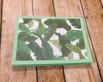 Leaf Note Cards Blank Inside