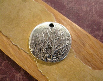 Rocky Mountain Charm in Antique Silver from Nunn Design