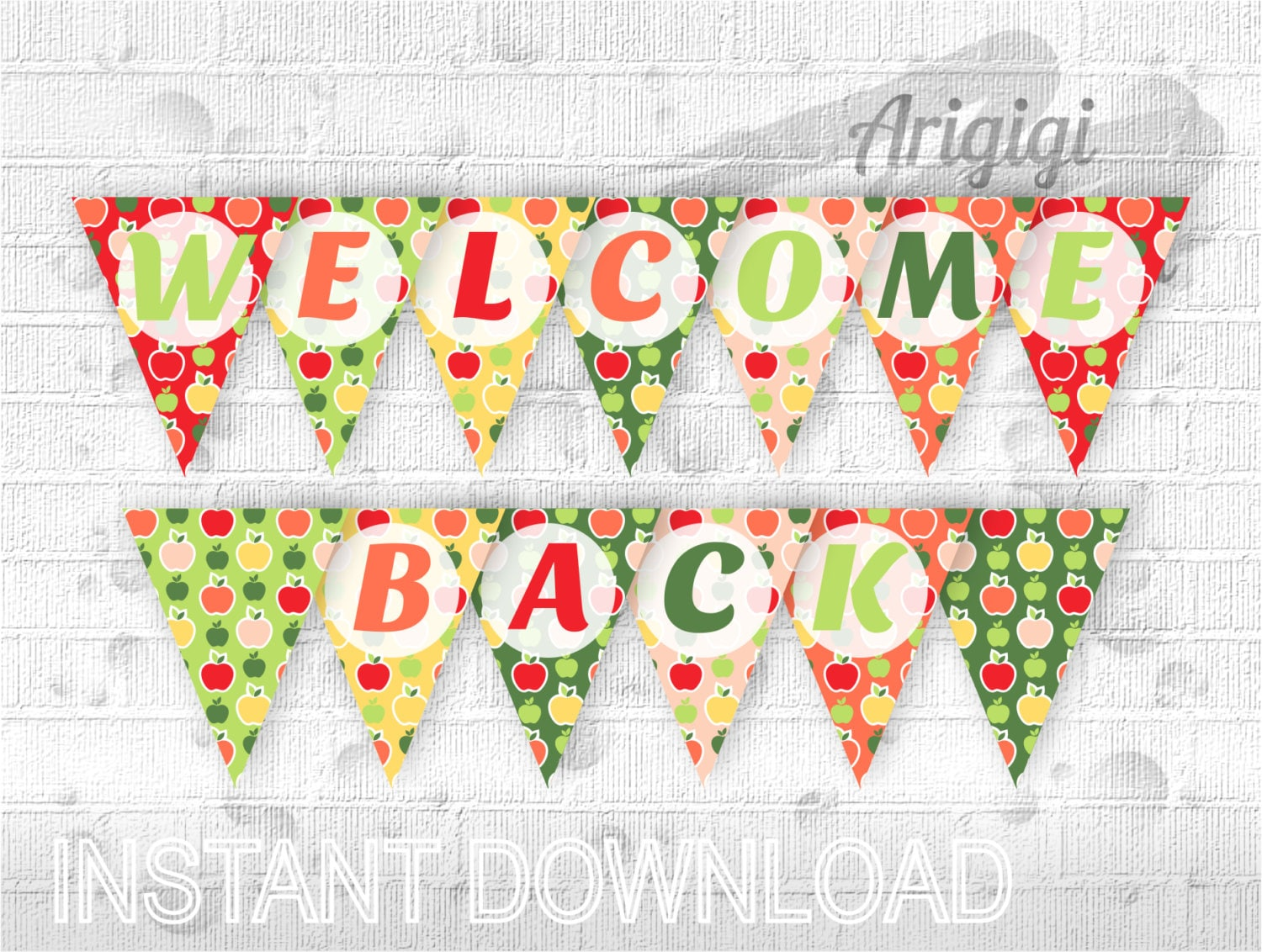 This is a graphic of Priceless Welcome Back Banner Printable