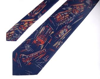 Picasso Kandinsky Miró Paul Klee cubism abstract art Expressionism surrealism hipster tie necktie mens neckties ties wedding bohemian