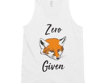 Zero Fox - Classic Tank