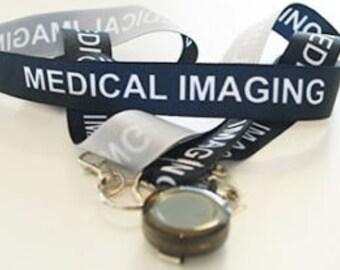 Medical Imaging Lanyard
