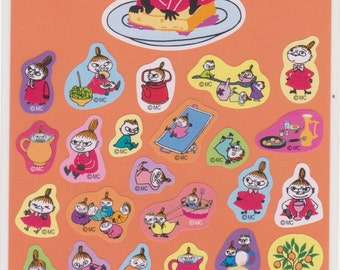 Moomin Stickers - Reference A3687-88