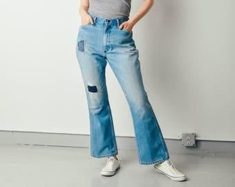 Vintage Wrangler Denim Jeans (33x31)