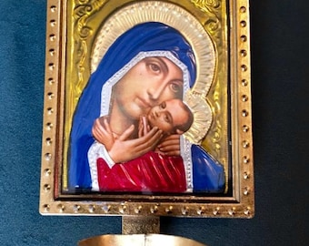 Icon Wall Hanging - Romanian