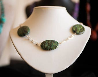 Chryscolla Necklace
