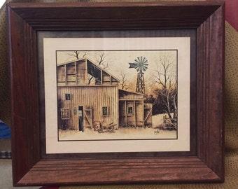 Farmhouse Print