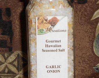 Gourmet Hawaiian Seasoned Salt, 4.5 oz bottles