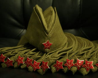 military garrison cap