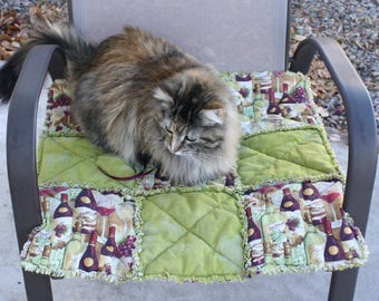 Cat Bed, Cat Bedding, Cat Blanket, Handmade Cat Bed, Dog Blanket, Dog Bed, Handmade Pet Bedding, Pet Supplies, Fabric Cat Bed, Luxury Catbed