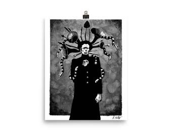 Tom Waits: Lost At The Bottom Of The World fine art print