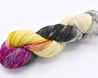 Fawkes Variegated Hand Dyed Yarn - Dyed to Order