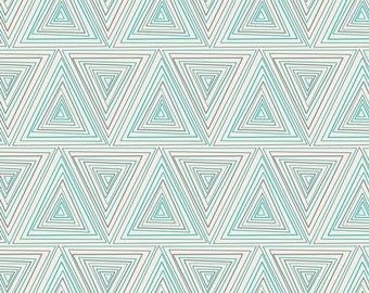 1 Yard Minimalista Prisma Turquoise by Art Gallery Fabrics In-House Studio