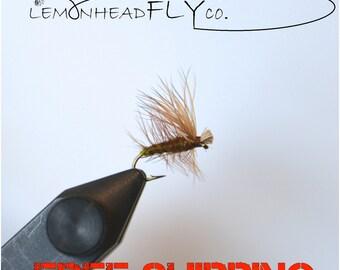Qty(10) Elk Hair Caddis Fly