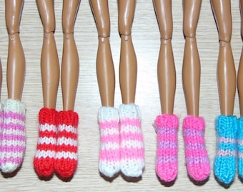 Puppet socks, Monster High, Ever After High, Puppet clothing, Barbie, Moxi, Liv.