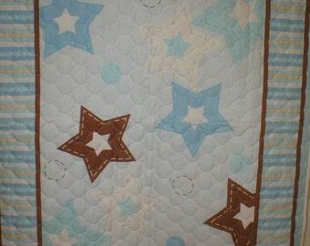 Reduced price crib quilt