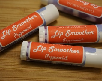 Peppermint Lip Smoother Lip Balm by DayDreamLux!