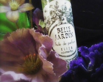 Belle Jardin Perfume Oil--Fresh Lily of the Valley with Dewy Pear