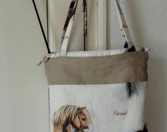 Projecttas-Paardentas-Project bag-Tote bag