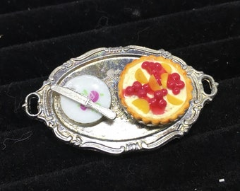 Cherry-Peach Pie Ring