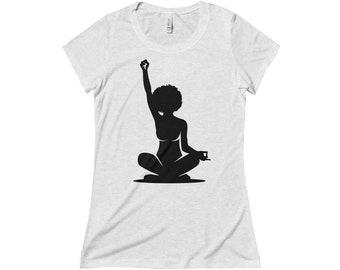 Soul Liberation Yogi - Triblend Tee