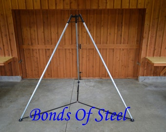 Bonds of Steel Portable Suspension Tripod BDSM Tall Model Mature