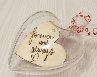 Handmade hearts,personalized heart,gift for her,wedding gift,wooden hearts,personalized gift,couple gift,Valentin gift,special date,surprise