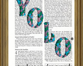 YOLO (unless you're saved) on Bible page