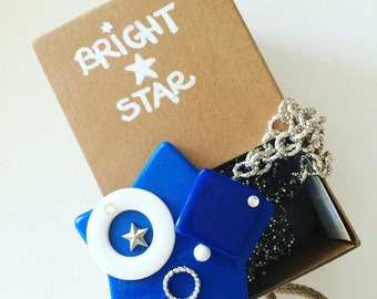 Star Necklace, Bright Star