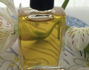 DuskBlossom Eau De Parfum, Botanical Perfume, Natural Perfume, 5 ML Splash Bottle