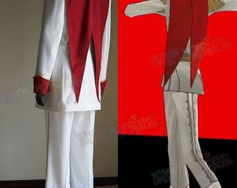Shin Megami Tensei: Persona 5 Cosplay, Goro Akechi Uniform Costume Set