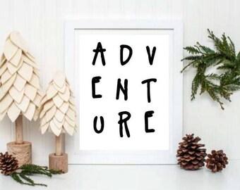 Adventure Printable IV