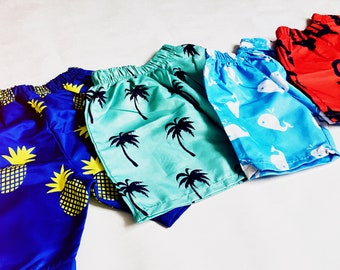 EXTRA Father and Son Matching Swimwear, Father And Son Shorts, Mens Suit Trunks, Swim Shorts, Matching Swimwear, Father and Son Beachwear