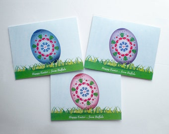 Happy Easter . . from Buffalo - Greeting Cards