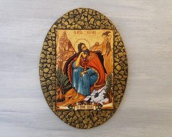 Saint Elijah,St Elijah,Elijah the Prophet,Saint Elias,St Elias,Saint Ilias,St Ilias,Prophets,Wonder Worker,Biblical Miracles,Prophet Saint
