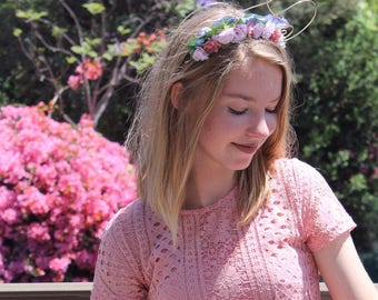 Aurora Inspired Crown Ears