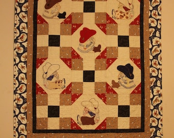 cowboy baby quilt pattern emboirdery and applique western dedcor