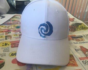 Ocean Swirl Hat (Ready to Ship)