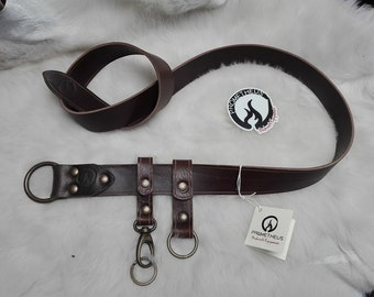 "BUSHCRAFT BELT with ""O RING Buckle"""