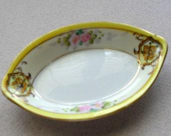 Noritake Butter Pat Plate, Vintage