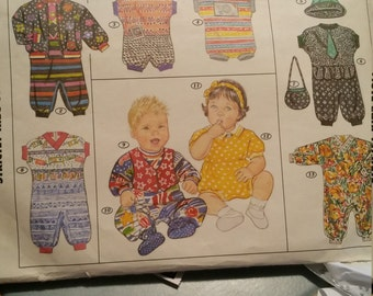 Vintage Infant Rompers and Play Time Wears