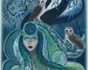 Wild Willow Spirit