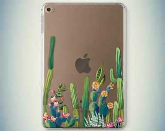 Tropical iPad Mini 4 Case iPad Pro 12.9 Case Cover iPad Mini 4 Mini iPad 3 Case For iPad 9.7 Cover iPad Mini 4 iPad 2 Transparent iPad Case