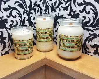Chamomile - 100% Soy Wood Wick Candles